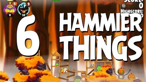 Hammier Things 1-6