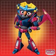 Transformers Silver Windblade