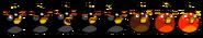 Black bird spirites