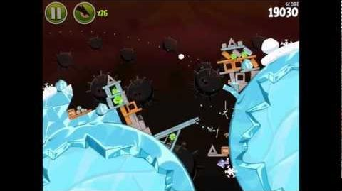Danger Zone D-25 (Angry Birds Space)