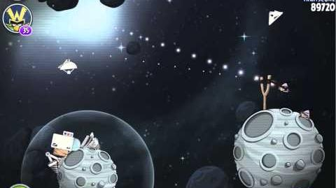 Beak Impact 8-13 (Angry Birds Space)/Mirror Worlds Version
