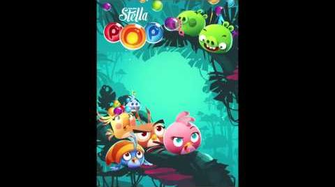 Angry Birds Stella POP! Music - The Path you take (Level Selection)