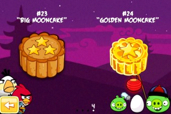 Golden Mooncakes