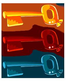 Pig Keys