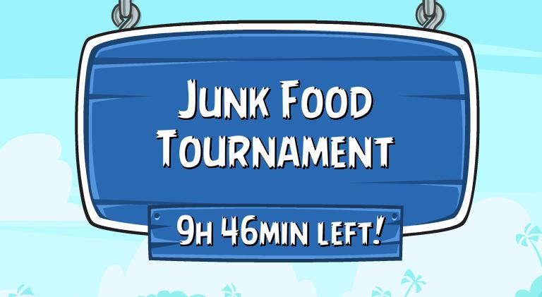 Junk Food Tournament
