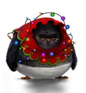 Kowalski the Elf Evolution Ads
