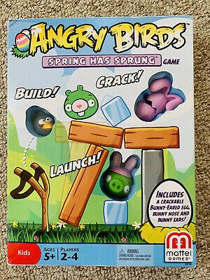 Angry Birds: Spring Has Sprung