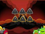 Ab volcano levle screen