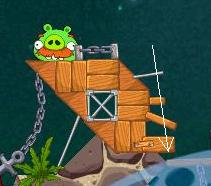 Pig Dipper 6-27 (Angry Birds Space)