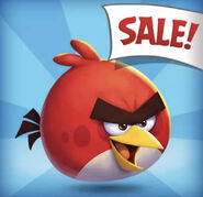 Angry Birds 2 Sale Icon
