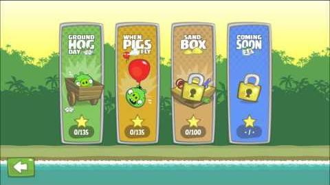 Bad Piggies Music - Game Selection