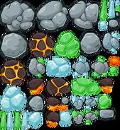 Beak Impact Asteroids