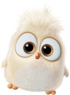 Samantha (The Angry Birds Movie - Render)