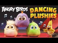 Angry Birds - Dancing Hatchlings Plushies!
