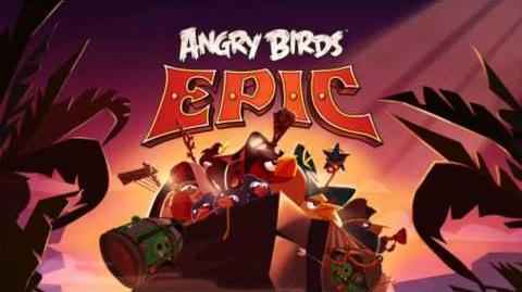 New! Angry Birds Epic Soundtrack Polkabilly Porks