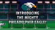 Philadelphia Eagle Angry Bird