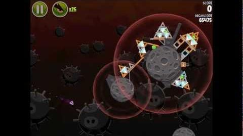 Danger Zone D-26 (Angry Birds Space)