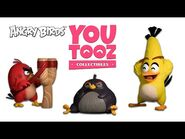 Angry Birds Youtooz Collectibles - Unboxing 1