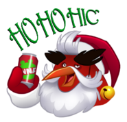 Angry Santa Sticker.PNG
