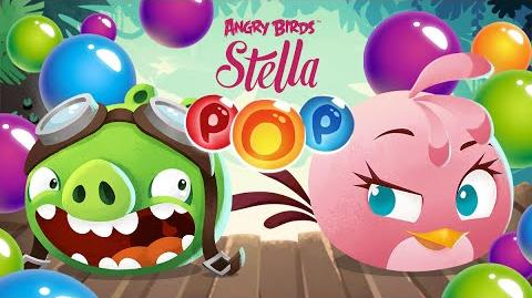 Angry Birds Stella POP! Official Gameplay Trailer – out now on iOS and Android