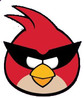 Red/Super Red Bird