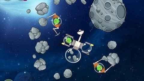 Beak Impact 8-5 (Angry Birds Space)
