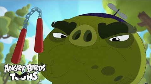 """Angry Birds Toons 2 Ep.20 Sneak Peek - """"Brutal vs"""