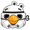Clone trooper bird