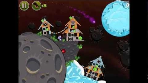 Danger Zone D-7 (Angry Birds Space)