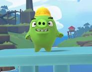 Builder Pig VR