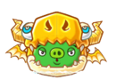 Angry Birds Fight! - Monster Pigs - Super Dragon Pig