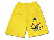 Желтые шорты