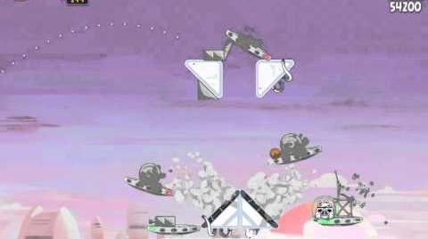 Cloud City 4-5 (Angry Birds Star Wars)/Video Walkthrough