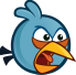 BIRD BLUE YELL