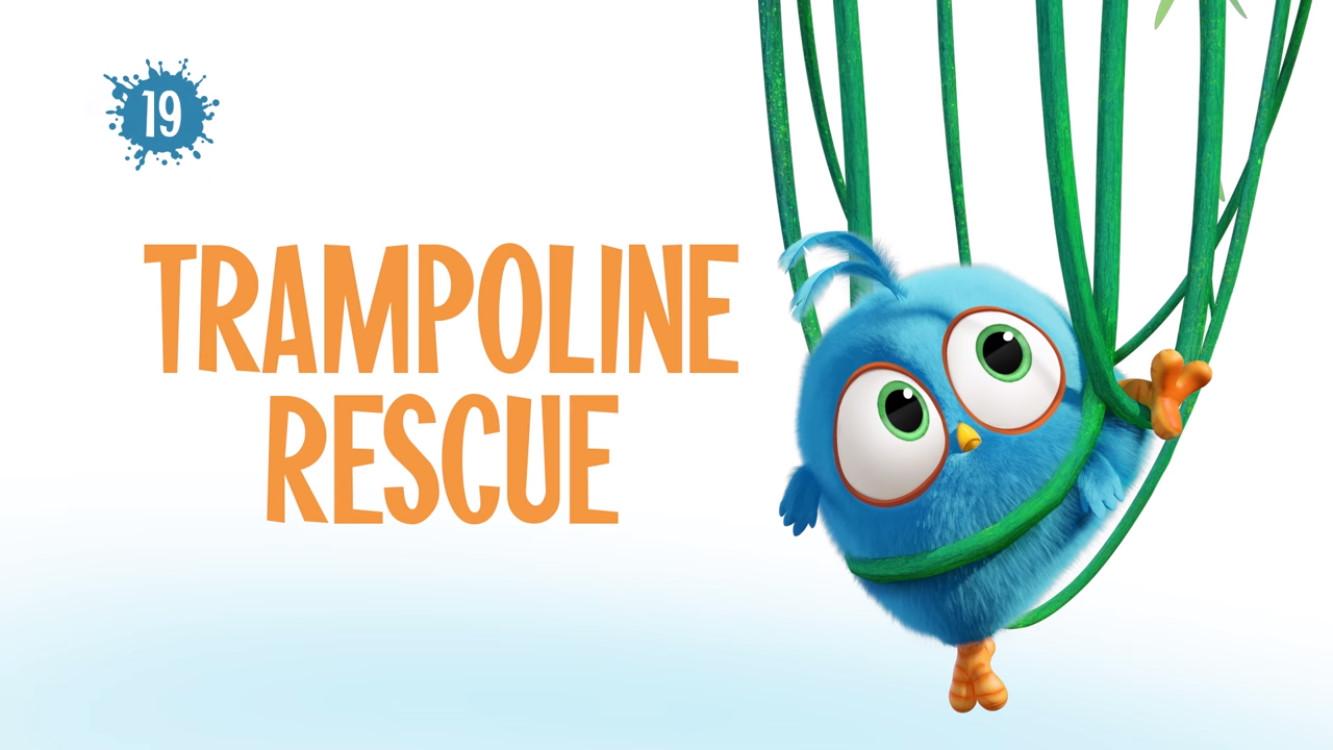 Trampoline Rescue