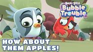Angry Birds Bubble Trouble Ep