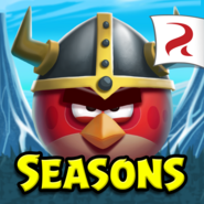 Angry Birds Seasons Ragnahog Icon