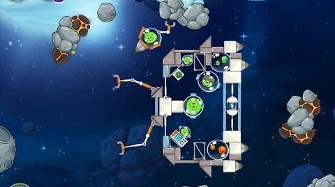 Beak Impact 8-22 (Angry Birds Space)