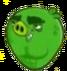Bulky Pig