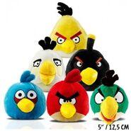 Игрушки птиц