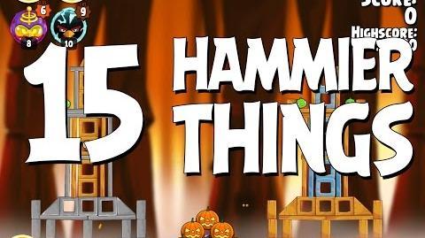 Hammier Things 1-15