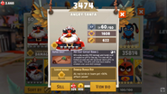 Angry Santa Evolution Abilities
