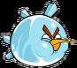 Opgeblazen ice bird