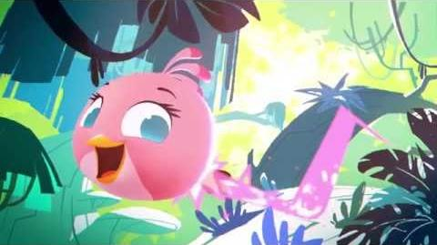 See the full Angry Birds Stella trailer next week during San Diego Comic-Con!