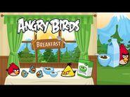 Angry Birds Breakfast 3 All Levels by 3stargoldenegg