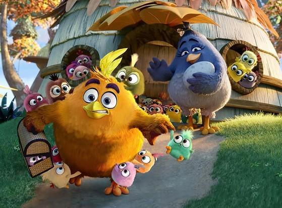 Betty (Angry Birds: La película)