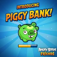 Piggy Bank Friends Ad