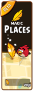Angry Birds Magic Places