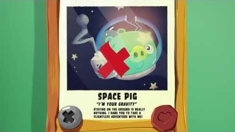 Angry Birds Stella – Poppy finds her match on PIGDER!