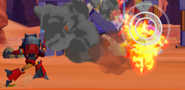 Novastar Attacking